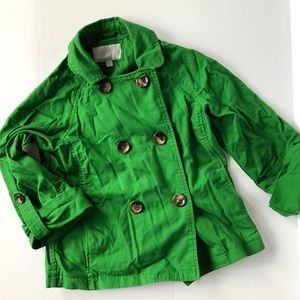 Old Navy Kelly green lightweight jacket